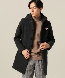 417 EDIFICE/DANTON / ダントン WOOL MOSSER FOOD SHAWL COAT/501445320