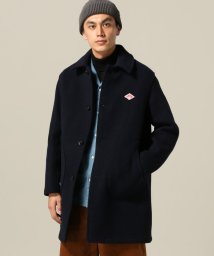 417 EDIFICE/DANTON / ダントン WOOL MOSSER BAL COLLAR COAT/501445321