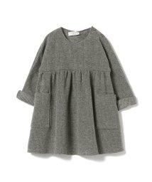 こどもビームス/1+in the family / LUNA dress キッズ ワンピース 18 (12ヶ月~4才)/501445737