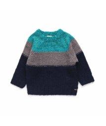 BREEZE / JUNK STORE/太切替セーター/501348290