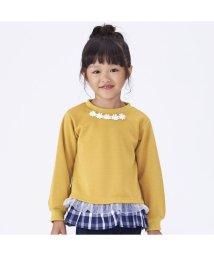 apres les cours/花刺繍トレーナー_裏シャギー/501348532