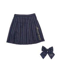 ALGY/ニコ☆プチ12月号掲載   フレッシャーズスカート&リボンタイセット/501374637