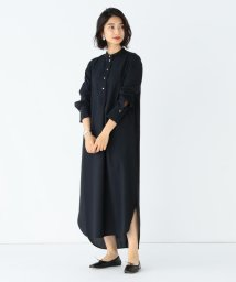 Demi-Luxe BEAMS/【洗える】Demi-Luxe BEAMS / シャツワンピース/501377813