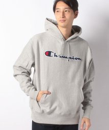 Champion/Champion Life Men's Reverse Weave Pullover Hood Chenille Script/501410938