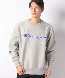 Champion/Champion Life Men's Reverse Weave Crew Chain Stitch Script Logo/501410939