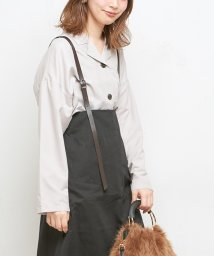 NICE CLAUP OUTLET/【every very nice claup】オープンカラーシャツ/501434539