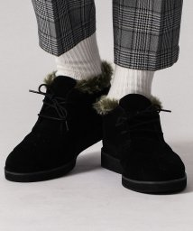 BEAUTY&YOUTH UNITED ARROWS/【WEB限定】 by フェイクファー チャッカブーツ/501446378