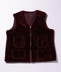 BEAUTY&YOUTH UNITED ARROWS/<POP TRADING COMPANY> HAROLD REV VEST/ベスト/501447105
