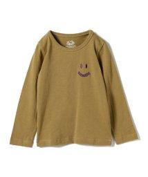 こどもビームス/SMOOTHY / スマイル 長袖 Tシャツ (90~140cm)/501447181