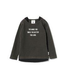 こどもビームス/SMOOTHY / レイヤー 長袖Tシャツ (90~140cm)/501447182