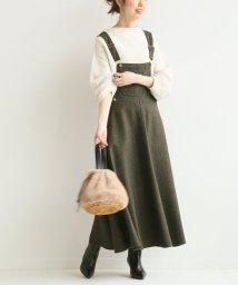 Spick & Span/【MITTERNACHT】マキシジャンパースカート◆/501447449