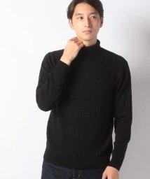 Men's Bigi/へリンボーンタートルネックセーター/501433613