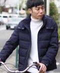 SSENTIAL GARMENT MEN'S BIGI/ヘリンボーン柄ダウン/501433965