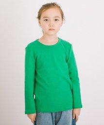 Coucou Manon/【全10色】ふわっとストレッチカラバリベーシック長袖Tシャツ/501441687