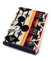 BEAVER/PENDLETON/ペンドルトン Jacquard SPA Towels Featuring Mickey Mouse/ペンドルトン ジャガードバスタオル フィ/501447561