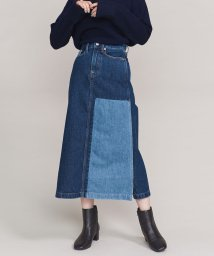 BEAUTY&YOUTH UNITED ARROWS/<Calvin Klein Jeans>パッチワークデニムスカート/501447582