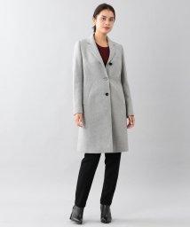 SANYO COAT/<Rain Wool>super180'sウールチェスターコート/501447762