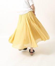 coen/【19SS新作・Market】ソリッドマキシスカート/501449491