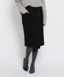 AG by aquagirl/【WEB限定プライス】【Lサイズあり】ループヤーンタイトスカート/501449836