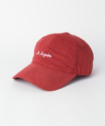 ITEMS URBANRESEARCH/コーデュロイ刺繍CAP/501451833