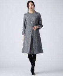 NIJYUSANKU/ドネガルツイード ワンピース/501452125