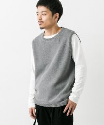 ITEMS URBANRESEARCH/ニットベスト/501398042