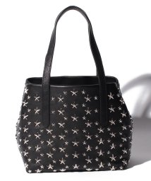 JIMMY CHOO/【JIMMYCHOO】レディース トートバッグ LEATHER WITH STARS/501435609