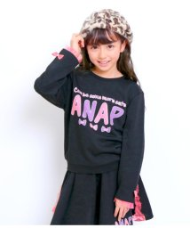 ANAP KIDS/チュール×リボン付きトレーナー/501442937
