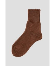 MHL./THICK COTTON SOCK(クリスマス限定)/501447865