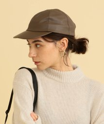BEAUTY&YOUTH UNITED ARROWS/【別注】<RACAL>フェイクレザーキャップ/501453984