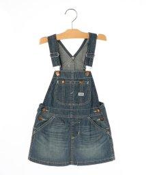 SHIPS KIDS/Lee:オーバーオールスカート(100~150cm)/501454480
