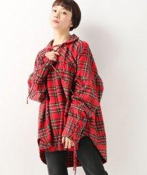 JOURNAL STANDARD/【AIE/エーアイイー】String Shirt - Cotton Flannel Plaid:ブラウス/501456176