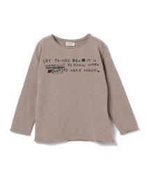 こどもビームス/PLAY UP / Important ロングスリーブ Tシャツ (3~10才)/501456539