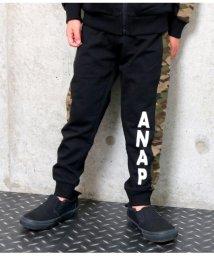ANAP KIDS/サイド切り替えジョガーパンツ/501441049