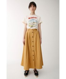 moussy/FRONT BUTTON FLARE スカート/501453745