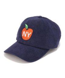 BEAVER/Antler&Woods/ アントレーアンドウッズ NY Apple Corduroy Cap/キャップ/501456568