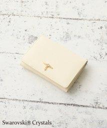 Afternoon Tea LIVING/ワンチャーム本革名刺ケース/501436818