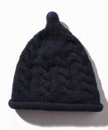 petit main/とんがりニット帽/501444456