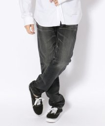 Schott/STRETCH BLACK DENIM PANT/ブラック デニム パンツ/501456927