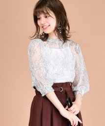 NICE CLAUP OUTLET/【natural couture】ヴィンテージレースブラウスセット/501446717