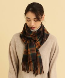 BEAUTY&YOUTH UNITED ARROWS/<Eds Cashmere>チェックマフラー/501457417