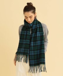 BEAUTY&YOUTH UNITED ARROWS/<Eds Cashmere>チェックマフラー о/501457417