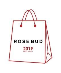 ROSE BUD/【2019年福袋】 ROSE BUD/501458446
