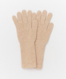 URBAN RESEARCH ROSSO/William Brunton Hand Knits LONG LIB CUFF GLOVES/501458946