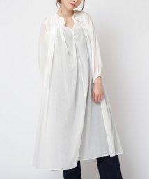 mjyuka/タック衿ギャザーワンピース/501459892