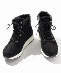 JOINT WORKS/dad suede sneaker Hi/501462237
