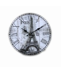 En Fance/モチーフクロック 「Town series」 33cm パリ/501394112