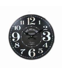 En Fance/モチーフクロック 「SHOP series」 33cm カフェタイム - 1/501394122