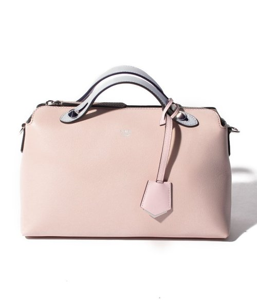 FENDI(フェンディ)/【FENDI】ハンドバッグ/BY THE WAY【LIGHT PINK】/8BL1245QJF136K