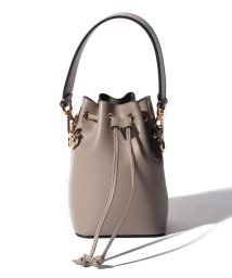 FENDI/【FENDI】ハンドバッグ/MONTRESOR【DOVE+SOFT GOLD】/501451068
